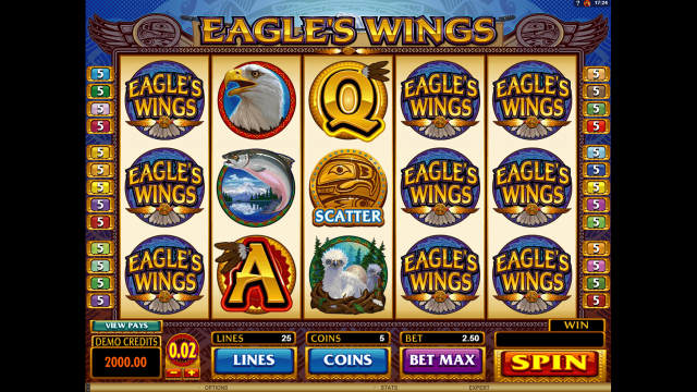 Eagle's Wings 1