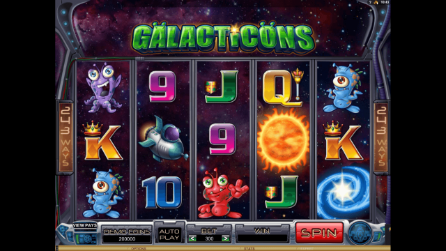 Galacticons 1