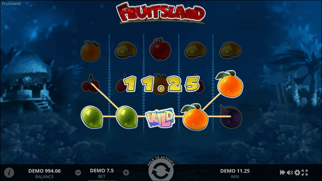 Fruits Land 10