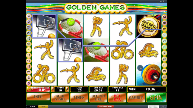 Golden Games 7