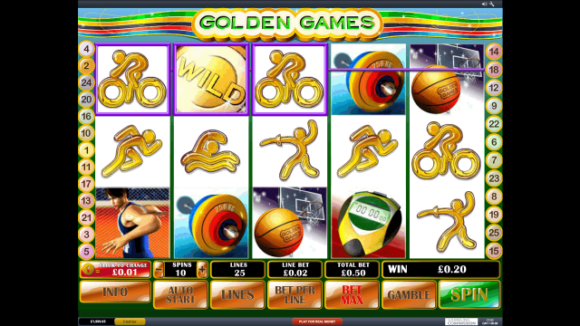 Golden Games 4