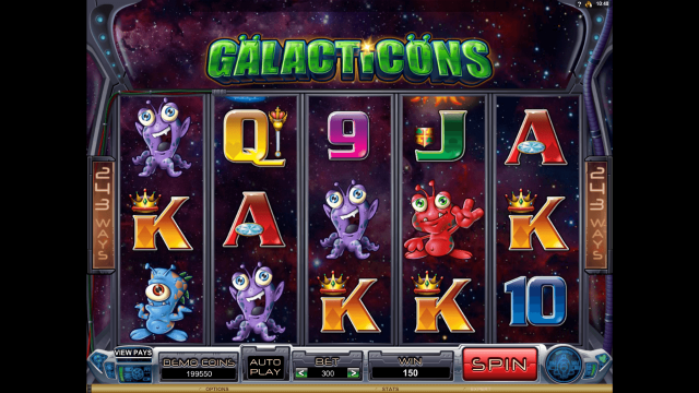 Galacticons 8