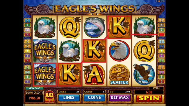 Eagle's Wings 7