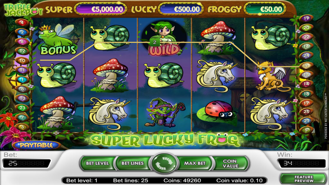 Super Lucky Frog 10