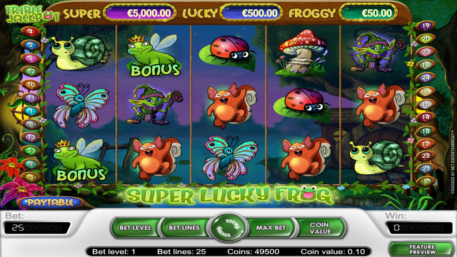 Super Lucky Frog 8