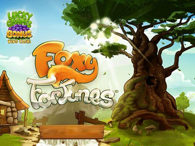 Foxy Fortunes от Playtech для игры в казино с бонусом